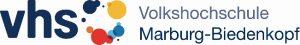 Logo vhs Marburg-Biedenkopf
