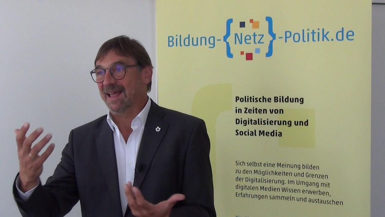 Dr. Volker Jung, Kirchenpräsident der EKHN und Medienbischof der EKD über die Digitalisierung