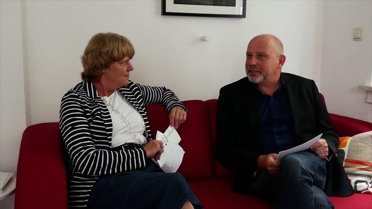 Interview mit Heike Habermann, Vorsitzende des Hessischen Volkshochschulverbands